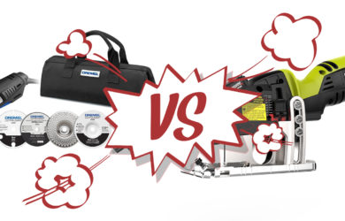 dremel ultra saw vs rockwell versacut