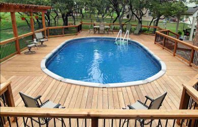 best above ground pools